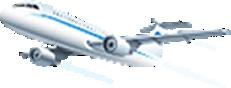 Banner Plane Icon
