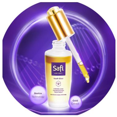 safi age defy youth elixir