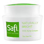 Anti Acne Cleanser - Safi White Natural Anti Acne Cream 45gr