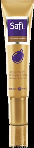 Skincare Halal Anti Aging Pembersih Wajah - SAFI Age Defy Eye Contour Treatment