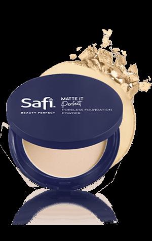 - Matte It Perfect Poreless Foundation Powder - Fair