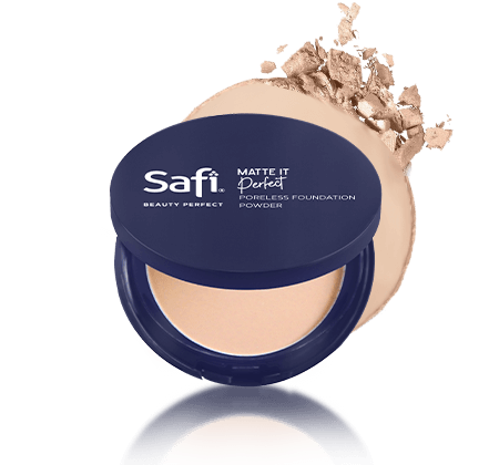 - Matte It Perfect Poreless Foundation Powder - Ivory