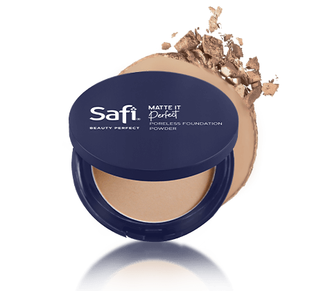 - Matte It Perfect Poreless Foundation Powder - Sand