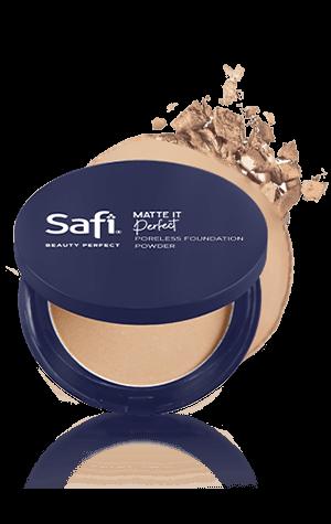 - Matte It Perfect Poreless Foundation Powder - Beige