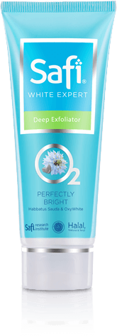 Skincare Halal Pencerah Wajah - SAFI White Expert Deep Exfoliator