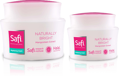 Skincare Halal untuk Kelembapan Kulit Wajah - Brightening Cream Mangosteen Extract 20 gr