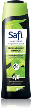 - Fresh & Bounce Shampoo 320 gr